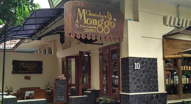 Cokelat Monggo, Perkawinan Cita Rasa Cokelat Lokal dan Belgia