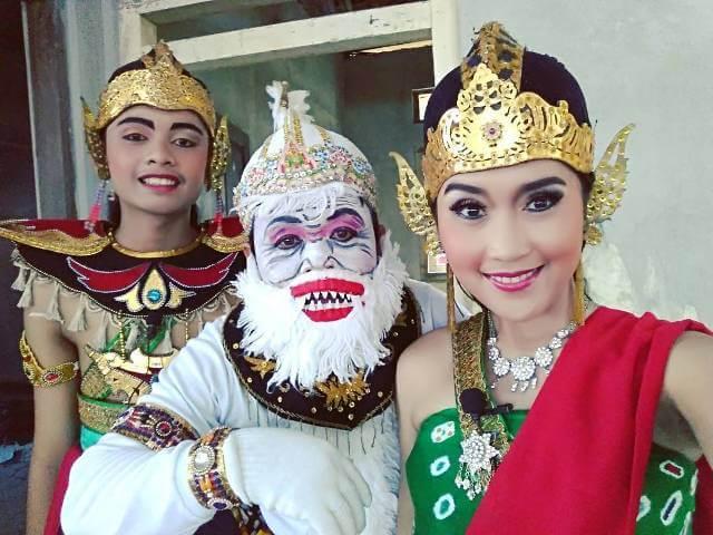 Gelar Budaya Seni Tradisi Desa Wiladeg
