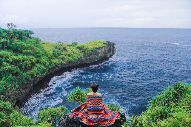 Pantai Sinden, Pantai Petualang dan Pemancing di Gunung Kidul