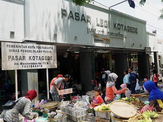 pasar legi kotagede