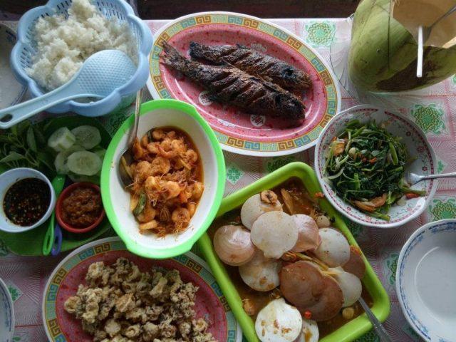 Pantai Depok Sentra Seafood Di Pesisir Selatan Kanal Jogja