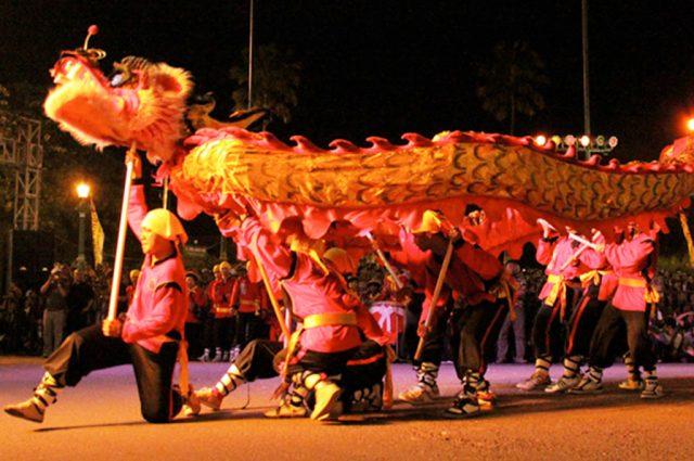 Naga Sepanjang 150 Meter Akan Meriahkan Pekan Budaya Tionghoa Yogyakarta X di Kampoeng Ketandan
