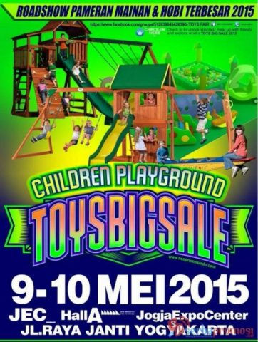 Yogyakarta Toys Big Sale 2015