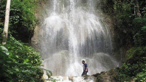 Air Terjun Setawing, Air Terjun Bertingkat di Girimulyo