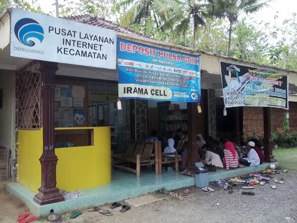 Internet Masuk Desa, Sarana Edukasi Berbasis Teknologi Informasi