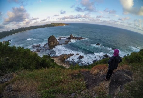 Gunung Batur Wisata Minat Khusus di Tepi Pantai