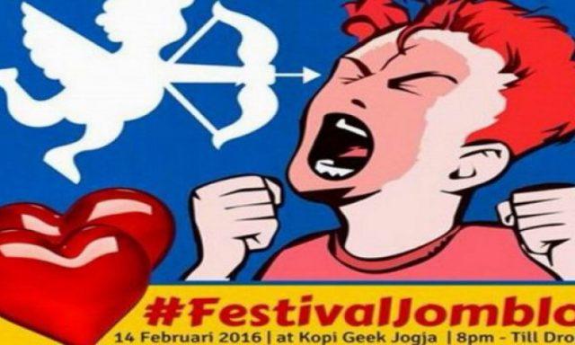 festival jomblo 2016 jogja