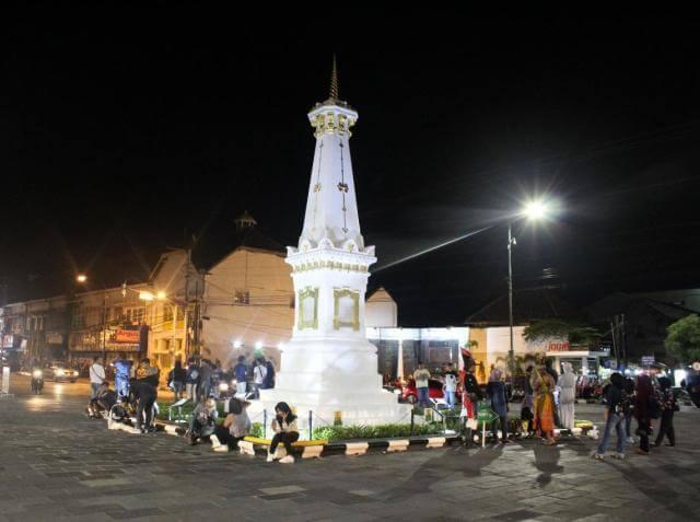 Puncak HUT ke-259 Kota Jogja Bukan di Kawasan Nol Kilometer tapi di Tugu Jogja