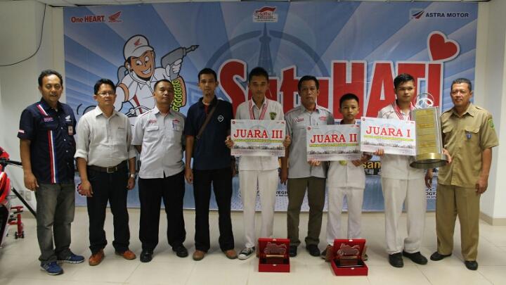 Honda Student Skill Contest 2016