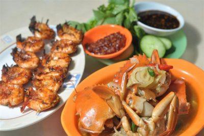 warung seafood jogja