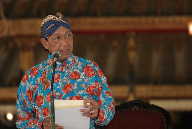 Keluarga Keraton Ikut Pilkada 2017, Sultan Malah Tak Beri Izin
