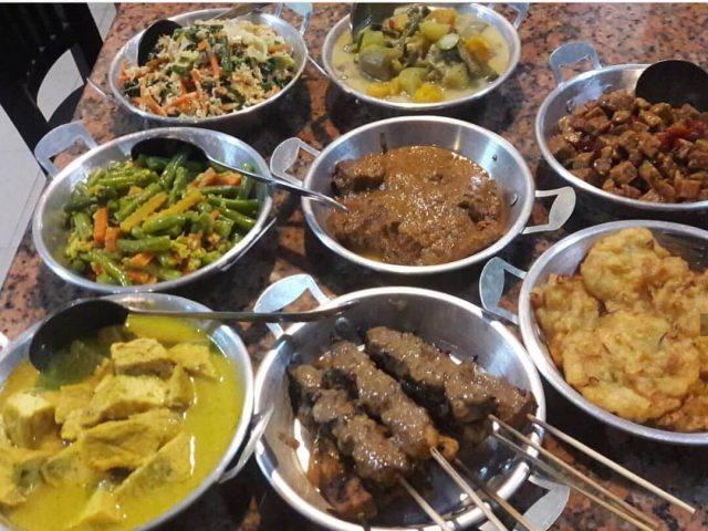 aneka menu the sawah