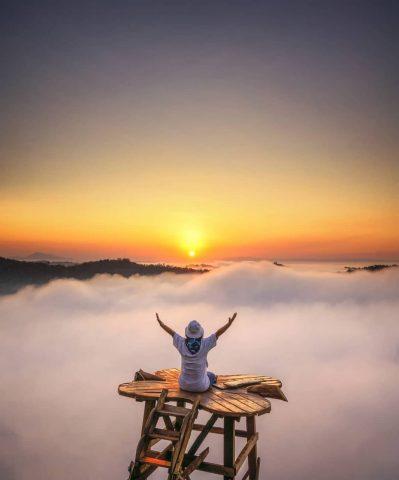Bukit Panguk, Hipnotis Wisatawan Lewat Pesona