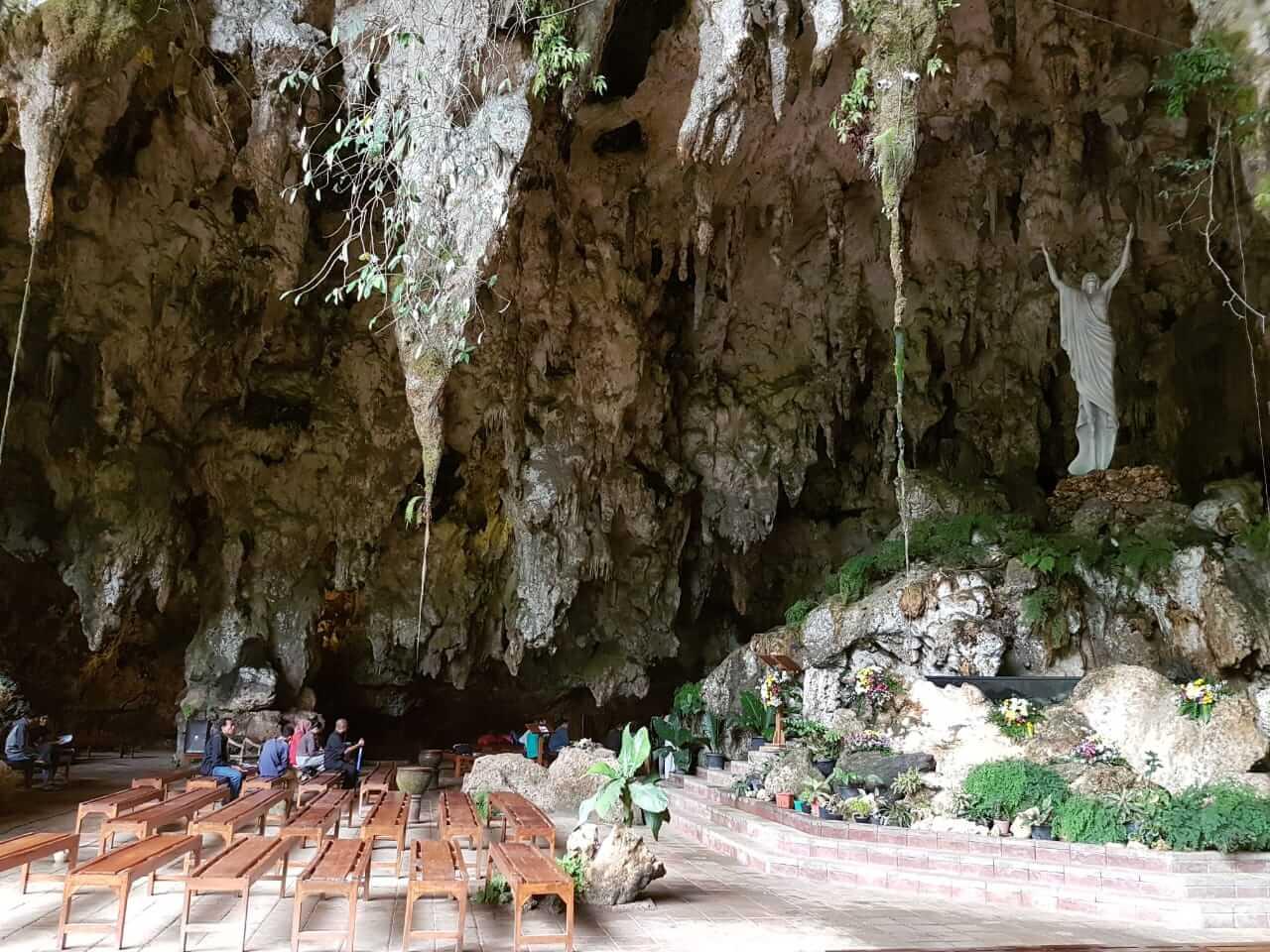 gua maria tritis gunungkidul