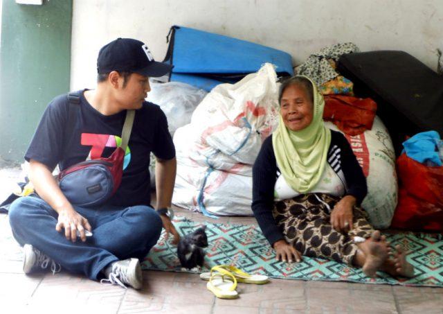 Cerita Unik Mbah Ruhini dan Kucing Pasar Beringharjo