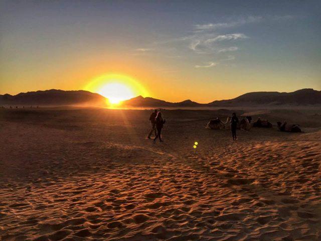 Gurun Sahara, Afrika