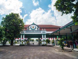 Keraton Menjadi Salah Satu Tempat Paling Bersejarah di Yogyakarta