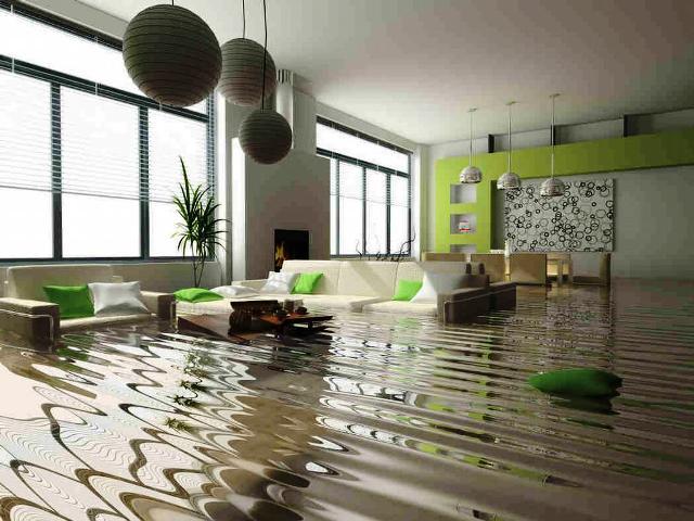rumah pasca banjir