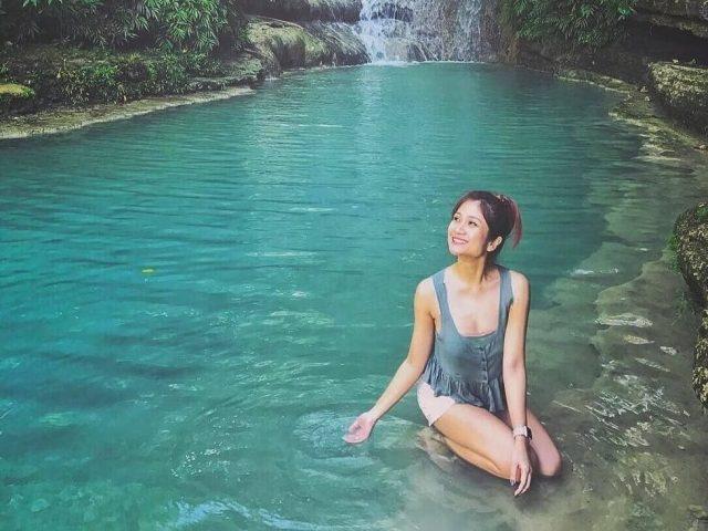 """Air Terjun Lepo, """"Erawan Falls"""" nya Jogjakarta"""