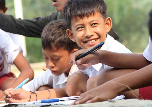 Tanoto Foundation Peduli Korban Bencana Alam