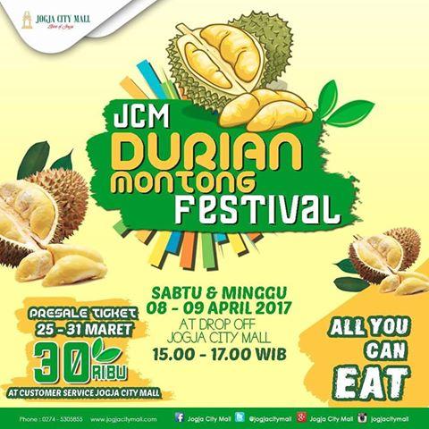 durian montong festival