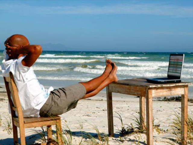 bekerja freelance