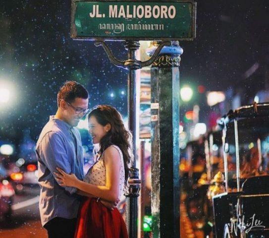 Menyelami Romantisme Malioboro