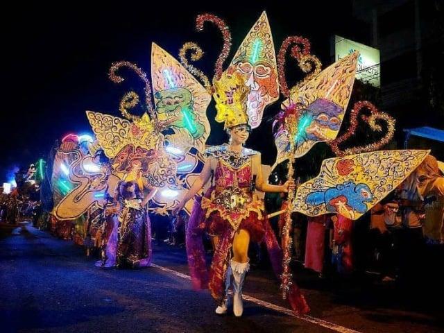 Wayang Jogja Night Carnival #2 Kembali Hadir Dengan Konsep Yang Gress