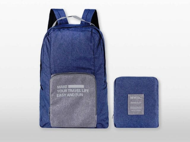 New Folding Travel Backpack