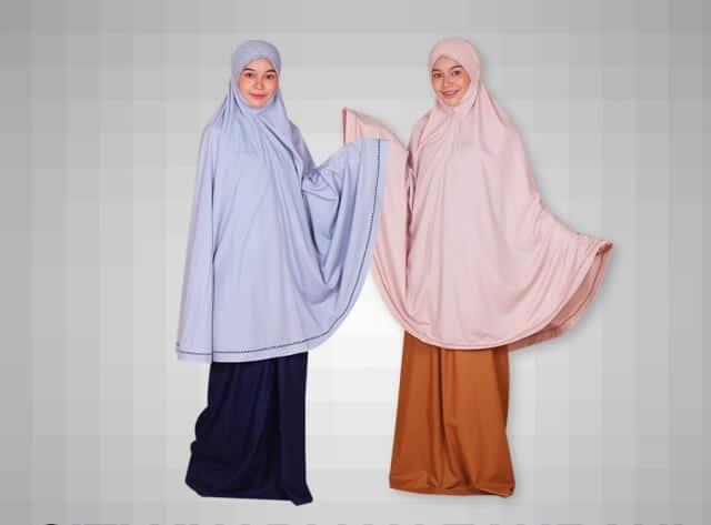 Mukena Siti Khadijah Kado Terbaik Untuk Mereka yang Kita Sayangi