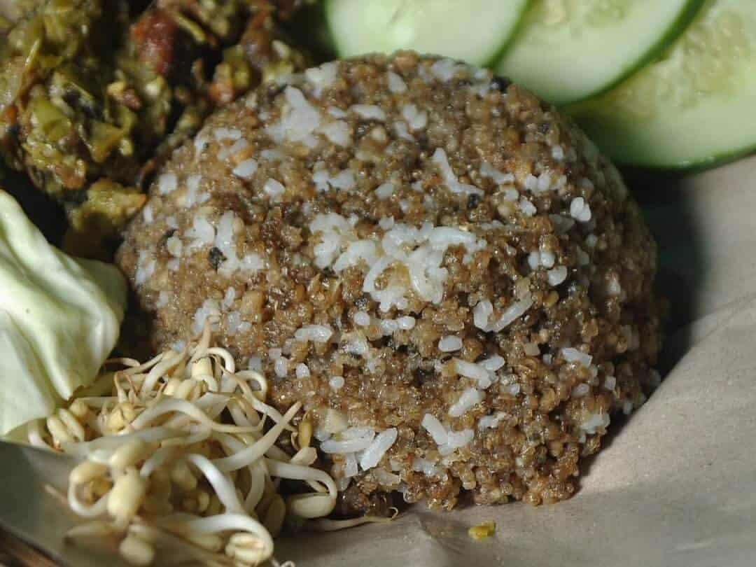 Sego Thiwul Sambel Gereh Kuliner Jadul yang Masih Bisa Ditemukan