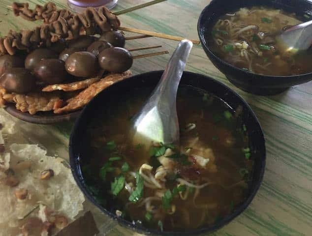 Saoto Bathok Mbah Katro Destinasi Wisata Kuliner di Sisi Sambisari