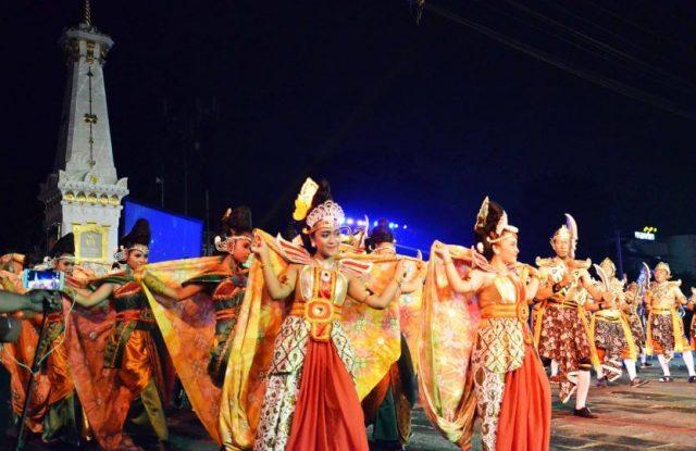 Wayang Jogja Night Carnival #3 2018, Puncak Perayaan HUT 262 Kota Yogyakarta