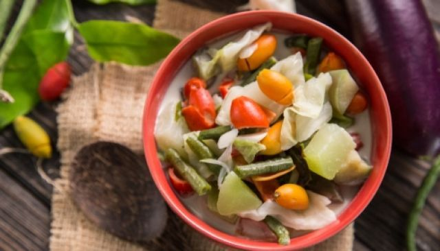 Filosofi Sayur Lodeh Tujuh Warna yang Jarang Diketahui